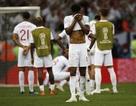 Đội tuyển Anh khóc như mưa sau thất bại trước Croatia