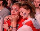 Nỗi buồn vô hạn của cổ động viên Anh sau thất bại trước Croatia