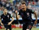 Hạ gục đội tuyển Anh, Mandzukic ví tuyển Croatia với sư tử
