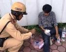 Gia đình nam thanh niên bị ngất ở Hà Nội viết thư cảm ơn CSGT