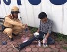 Hà Nội: Cảnh sát giao thông cứu thanh niên bất tỉnh khi đi tìm việc