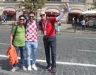 Ký sự World Cup: CĐV Croatia chia sẻ cơ hội vô địch với PV Dân trí