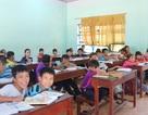 Lớp học miễn phí ở vùng cát