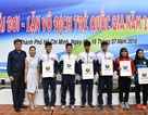 Bơi Việt Nam tự tin hướng đến Asiad 2018