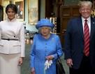Tổng thống Trump khiến Nữ hoàng Anh phải chờ
