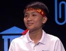 Nam sinh Quảng Bình tự tin, bình tĩnh giành chiến thắng cuộc thi tuần Olympia
