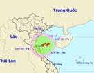 Vùng áp thấp gây mưa giông, gió giật mạnh trên Biển Đông