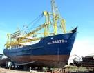 Vụ tàu vỏ thép nằm bờ: Công ty đóng tàu cũng kiện ngư dân