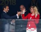 Ấn tượng đẹp của nữ tổng thống Croatia tại World Cup 2018