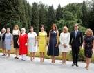 Nhân vật đặc biệt trong bức ảnh chụp bạn đời các nhà lãnh đạo NATO