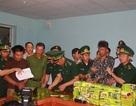 Bắt 3 người Lào mang 25kg ma túy, 52 bánh heroin vào Việt Nam