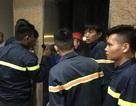 Giải cứu 10 người bị mắc kẹt trong thang máy thư viện