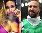 """Chưa đến Chelsea, Higuain đã gây """"bão"""" vì có bạn gái xinh như mộng"""