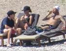 Gia đình Beckham đi nghỉ mát ở Croatia