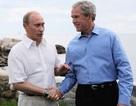 """Tổng thống Putin và """"duyên nợ"""" với 4 đời Tổng thống Mỹ"""