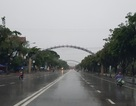 Bão suy yếu thành áp thấp nhiệt đới, vùng tâm bão đổ bộ yên bình