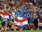 Nể phục trước tấm lòng cao cả của đội tuyển Croatia