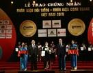 """Vedan Việt Nam vinh dự nhận giải thưởng """"Top 10 nhãn hiệu nổi tiếng nhất Việt Nam"""""""