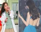 Chung Hân Đồng trở lại đóng phim, Angelababy khoe lưng trần gợi cảm