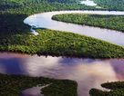 """Vì sao các con sông lại thường có hình chữ """"S""""?"""