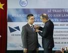 PGS. TS Nguyễn Ngọc Điện được trao huân chương Cành cọ Hàn lâm của Cộng hòa Pháp
