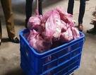 Phát hiện hơn 30 tấn thịt đông lạnh không rõ nguồn gốc, xuất xứ