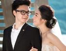 Ảnh cưới ngọt ngào của Á hậu Tú Anh và vị hôn phu Gia Lộc