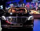 GLC200 và S450 Luxury xuất hiện ở sự kiện lớn nhất trong năm của Mercedes-Benz ở Hà Nội