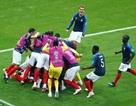 Pháp thắng thuyết phục Argentina: Bóng dáng nhà vô địch