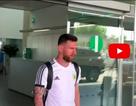 Messi lặng lẽ về Barcelona sau thất bại tại World Cup 2018