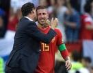 Dàn sao Tây Ban Nha khóc tức tưởi sau thất bại trước Nga
