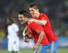 Tây Ban Nha gục ngã trước Nga: Trong nỗi nhớ Villa và Torres