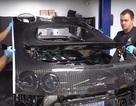 Tiền thay dầu xe Bugatti Veyron đủ mua một chiếc Corolla