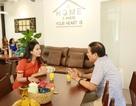 """""""Mẹ chồng"""" Lan Hương dự lễ khai trương showroom Deluxe Home"""