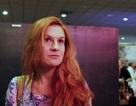 Nga đề nghị Mỹ ngay lập tức thả người đẹp tóc đỏ nghi là điệp viên