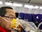 Máy bay rơi tự do 7600m do phi công hút thuốc lá điện tử trong buồng lái