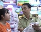 Chi cục Quản lý Thị trường TPHCM báo cáo nhanh kết quả kiểm tra tại chuỗi cửa hàng Con Cưng