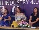 """Á hậu Thu Hương: """"Phụ nữ ngành công nghệ cần... sexy hơn"""""""