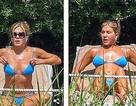 Jennifer Aniston khoe dáng săn chắc trong kỳ nghỉ