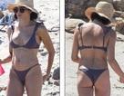 Jenna Dewan gợi cảm và khỏe khoắn bên biển