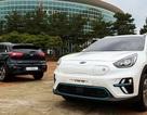Xe chạy điện KIA Niro chính thức có mặt trên thị trường