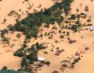 Làng mạc Lào chìm biển nước sau sự cố vỡ đập thủy điện