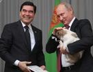 Quy định khắt khe về quà tặng của tổng thống Nga