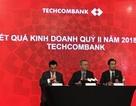 """Techcombank báo lãi """"khủng"""" gần 5.200 tỷ đồng"""