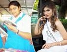Từ cô gái bị trêu chọc vì thừa cân, trở thành Hoa hậu của các cuộc thi nhan sắc