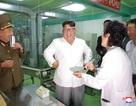 Thị sát nhà máy thực phẩm, ông Kim Jong-un chỉ đạo cải thiện dinh dưỡng cho quân nhân