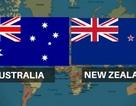 "New Zealand ""tố"" Australia sao chép quốc kỳ"