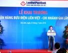 LienVietPostBank khai trương chi nhánh Gia Lâm