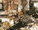 Cháy nhà giữa đêm, 15 xe đạp điện bị thiêu rụi