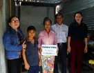 Hơn 73 triệu đồng đến với hai mẹ con chị Lê Thị Tốt